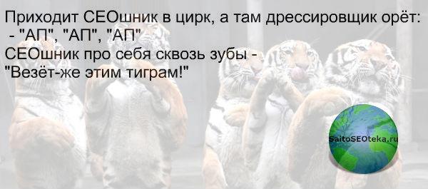Анекдот про СЕОшников 2