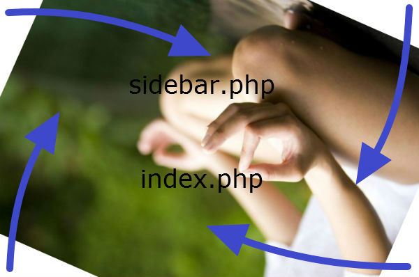 Смена мест sidebar и колонки основного текста