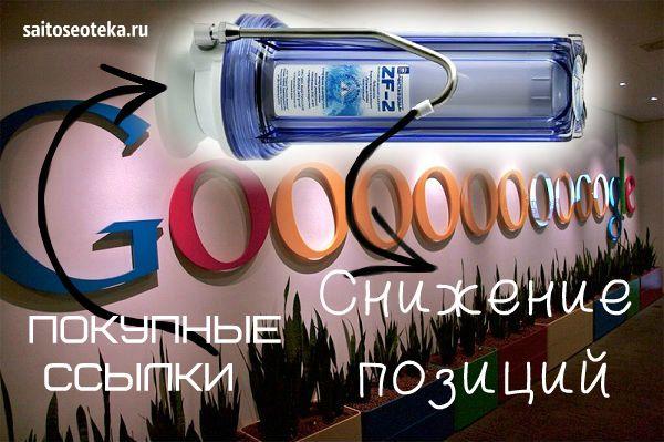 Фильтр Гугла