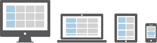 Наглядный показ Bootstrap сетки